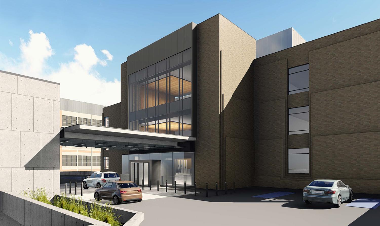 school of dentistry building renovation